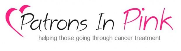 Patrons in Pink Logo