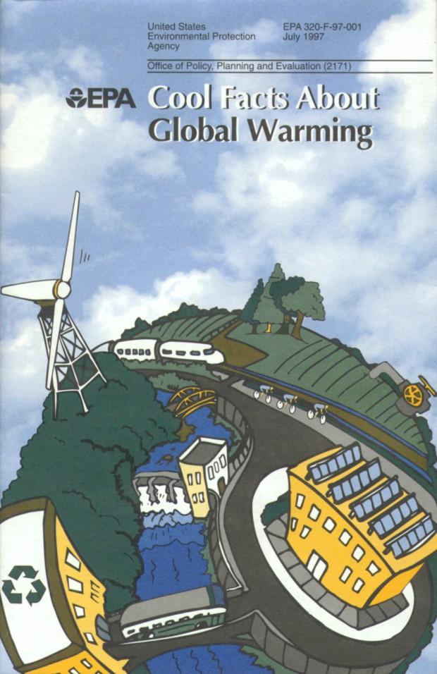 EPA Gobal Warming