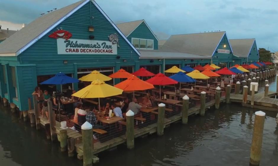 Fisherman's Crab Deck